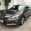 Honda Accord 4p EX sedan L4 piel ABS CD 2011