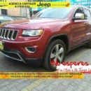 Jeep Grand Cherokee 5P Limited Lujo 4X2 V6 3.6 Aut 2015