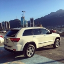 Jeep Grand Cherokee 5p Limited Premium 4x2 5.7L V8 2011