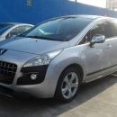 Peugeot 3008 5p Crossover Turbo 1.6L Tiptronic 2011