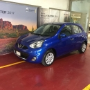 Nissan March Advance L4/1.6 Man 2015