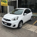 Nissan March 5p Sense L4/1.6 Man 2017