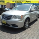 Chrysler Town & Country 5p aut LX 2012
