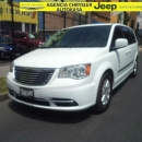 Chrysler Town & Country Touring V6/3.6 Aut Piel 2016