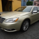 Chrysler 200 4p Limited 3.6L aut 2012
