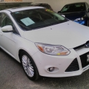 Ford Focus 4p SEL Plus aut 2012