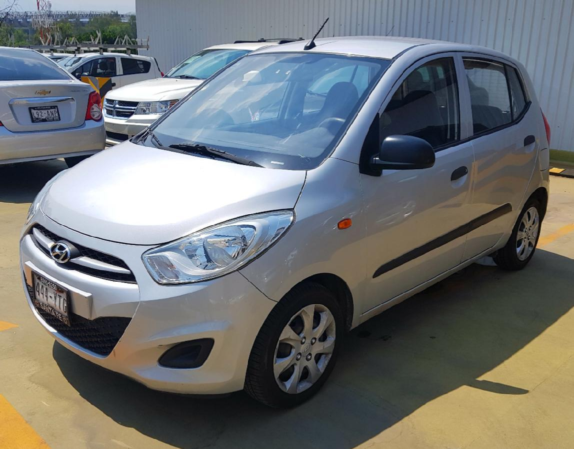 Dodge I10 5p GL Plus 5vel a/a cd 2013