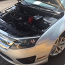 Ford FUSION Lateral derecho 6